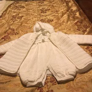 Other - Christening outfit jacket and outfit